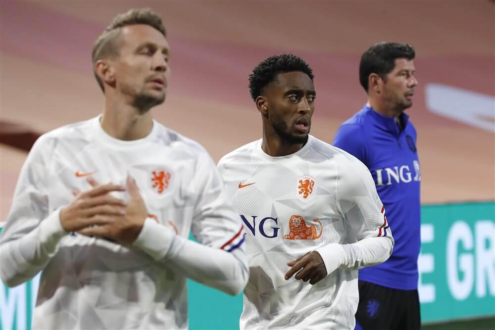 Geen speeltijd voor Leroy Fer bij zege Oranje; image source: Pro Shots