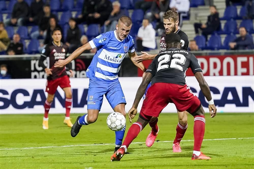 """""""Feyenoord wil selectie versterken met nieuwe rechtsback""""; image source: Pro Shots"""