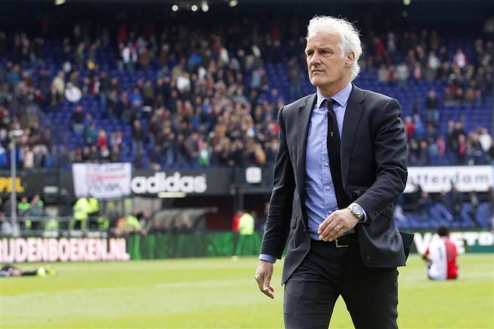 """Fred Rutten: """"Ik zie wel overeenkomsten met mijn start en die van Jaap Stam nu""""; image source: Pro Shots"""