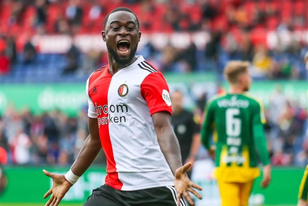 Lutsharel Geertruida Talent van de Maand in Eredivisie; image source: Pro Shots