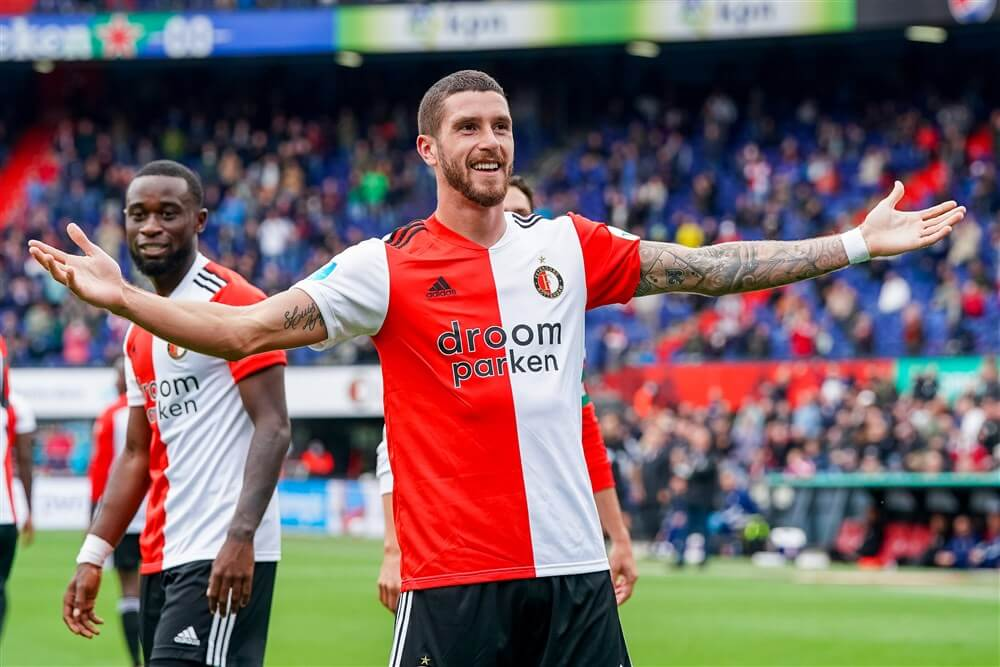 Omhaal Marcos Senesi verkozen tot mooiste doelpunt van afgelopen seizoen in Eredivisie; image source: Pro Shots