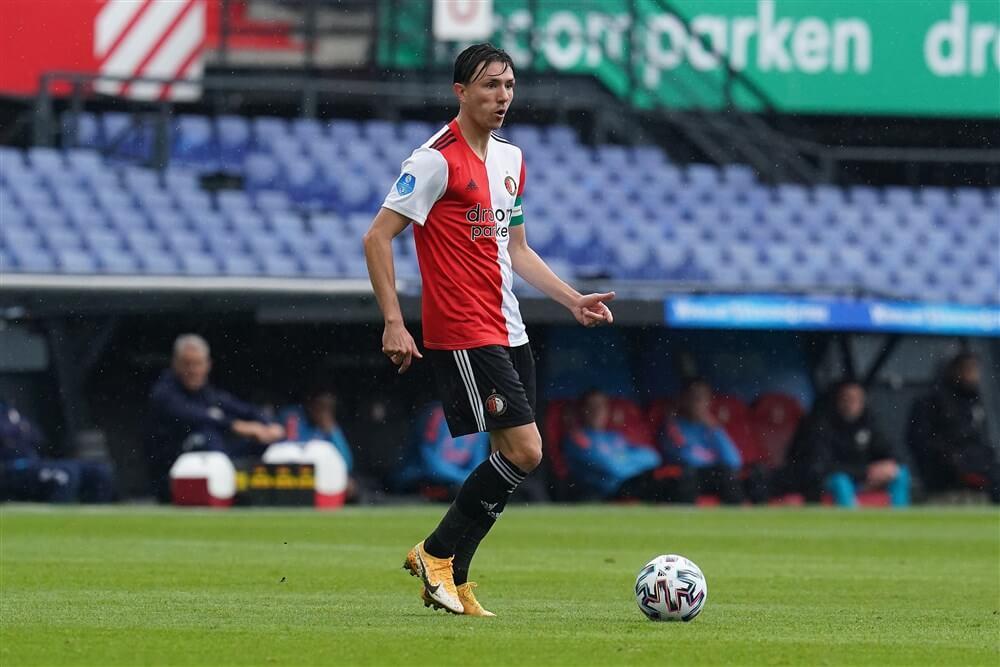"""""""Steven Berghuis op laatste transferdag dicht bij transfer naar AS Roma""""; image source: Pro Shots"""