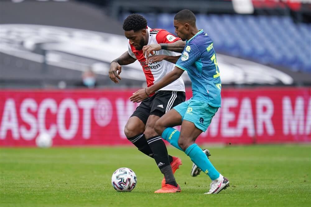 Rotterdamse derby eindigt in gelijkspel; image source: Pro Shots