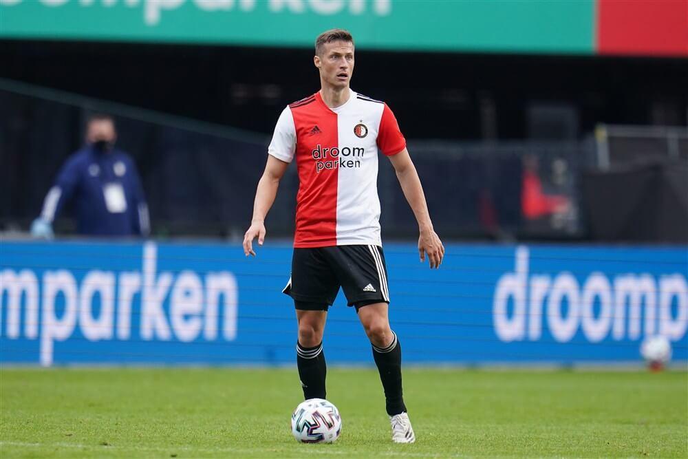 """Uroš Spajić: """"Ik wil om prijzen spelen en ik ben ervan overtuigd dat dit kan in Rotterdam""""; image source: Pro Shots"""