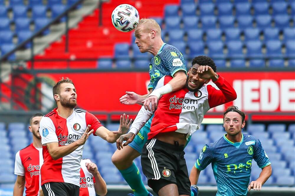 Feyenoord in play-offs tegen stadsgenoot Sparta; image source: Pro Shots