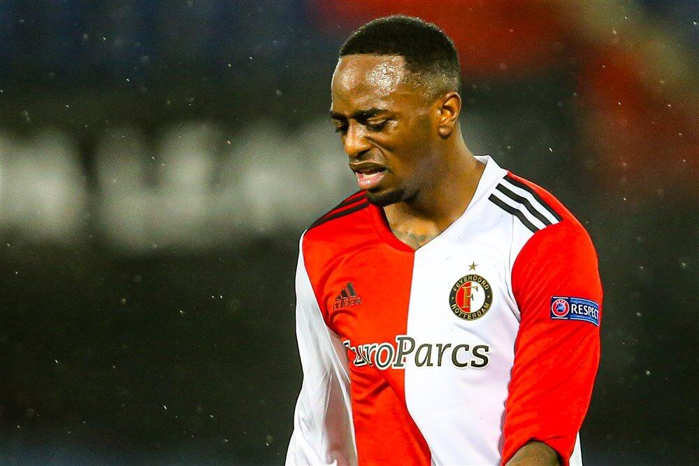 Feyenoord enkele weken zonder Ridgeciano Haps; image source: Pro Shots