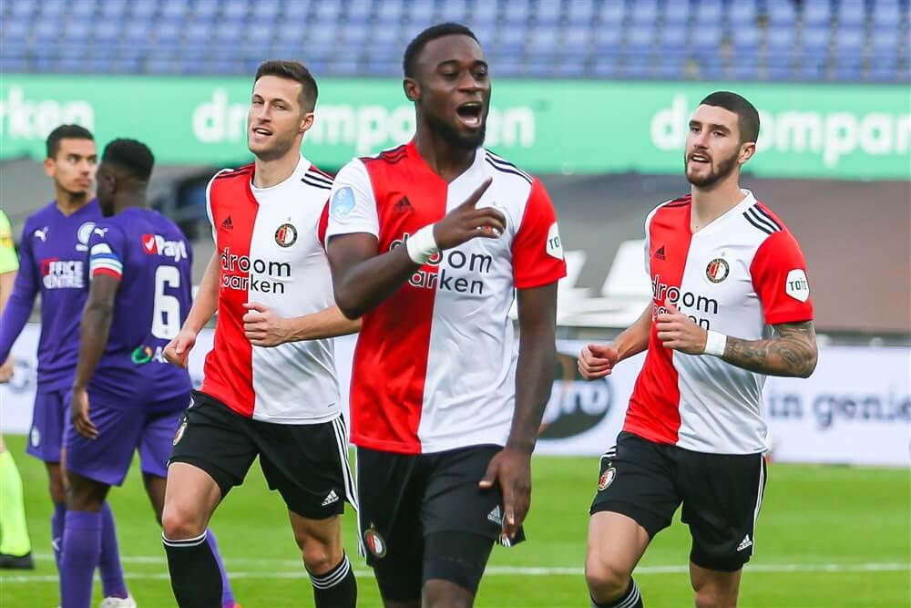 Feyenoord boekt zakelijke overwinning op FC Groningen; image source: Pro Shots