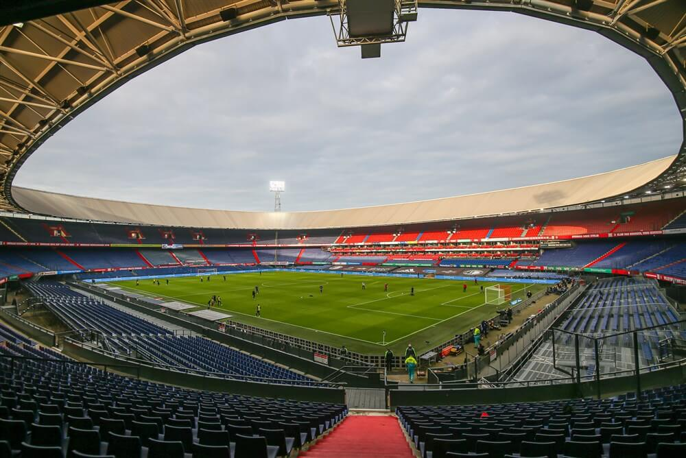 """Flink financieel verlies Stadion Feijenoord over afgelopen seizoen""; image source: Pro Shots"