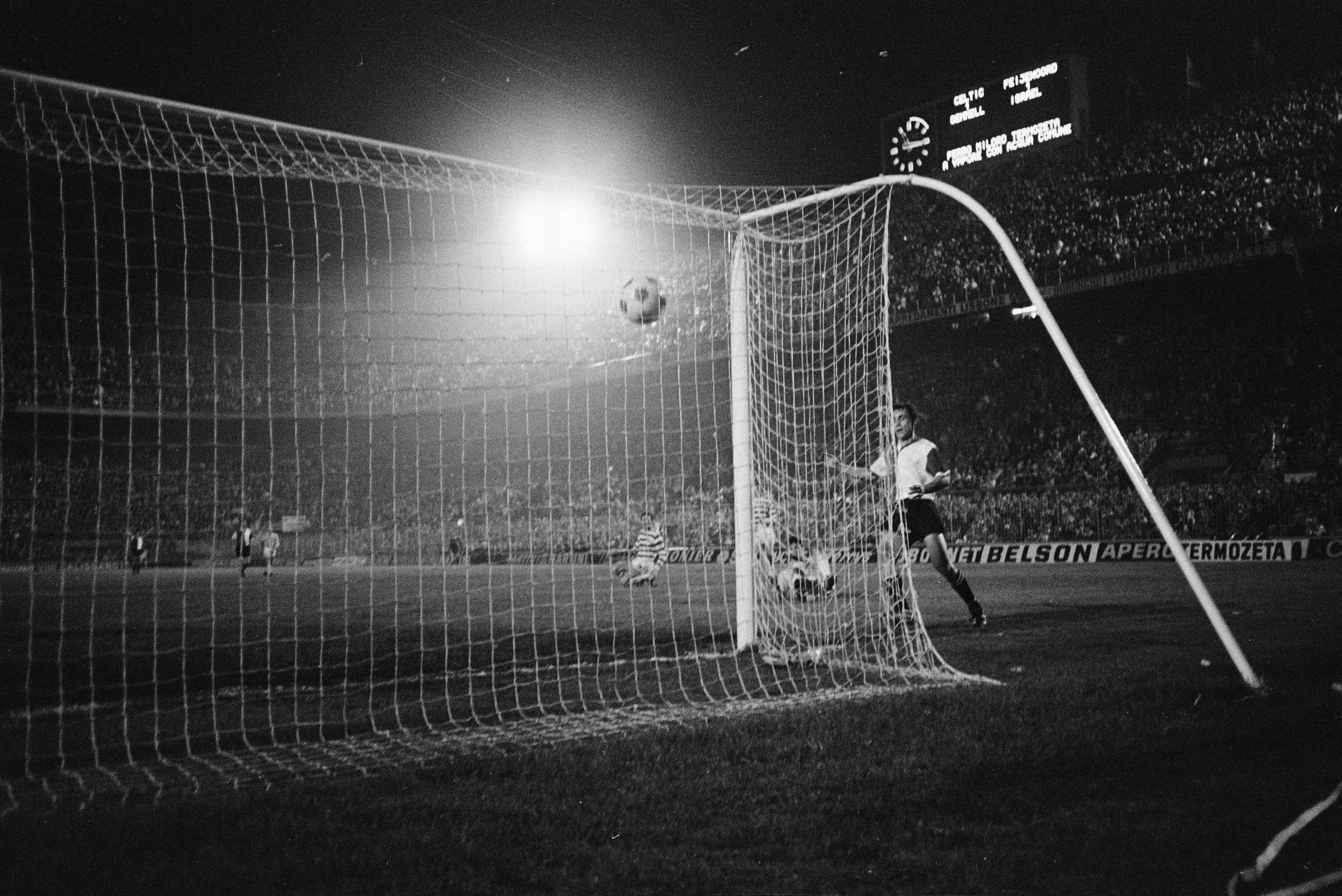 Andere Tijden Sport zoekt beelden rond Europa Cup winst Feyenoord in 1970; image source: Andere Tijden Sport