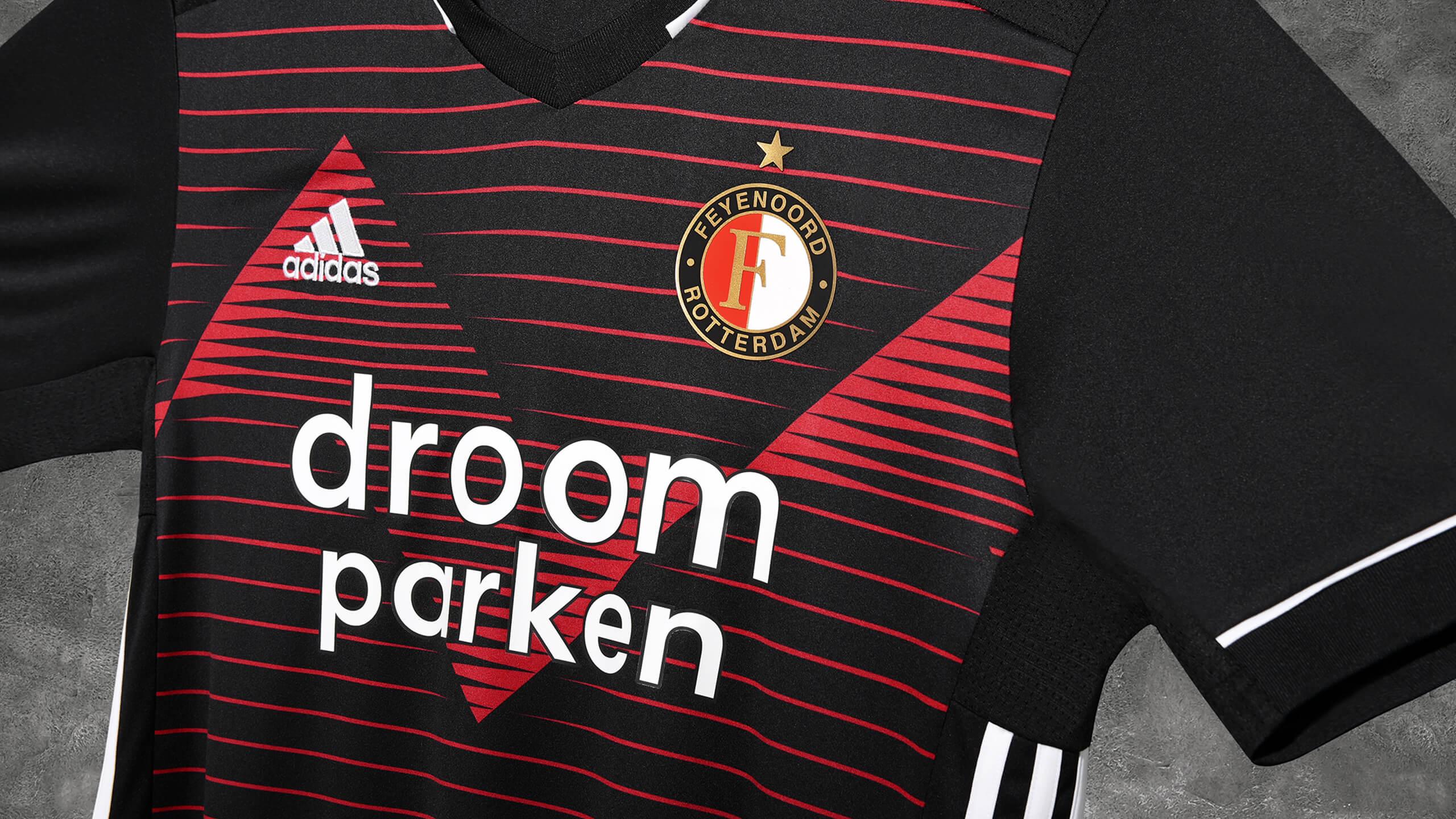 <b>Uittenue voor komend seizoen gepresenteerd</b>; image source: Feyenoord.nl