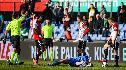 Feyenoord slechts gelijk tegen Vitesse na kortsluiting bij Steven Berghuis