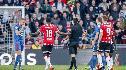 Sven van Beek mist Ajax-thuis na rode kaart tegen PSV