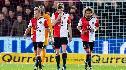 Feyenoord in eigen huis onderuit na wanvertoning tegen Willem II