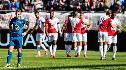 Feyenoord diep in blessuretijd onderuit in Utrecht