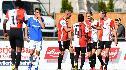 Feyenoord ook te sterk voor SV Darmstadt 98