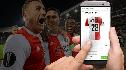 Bied mee op een uniek gedragen en gesigneerd wedstrijdshirt van Feyenoord