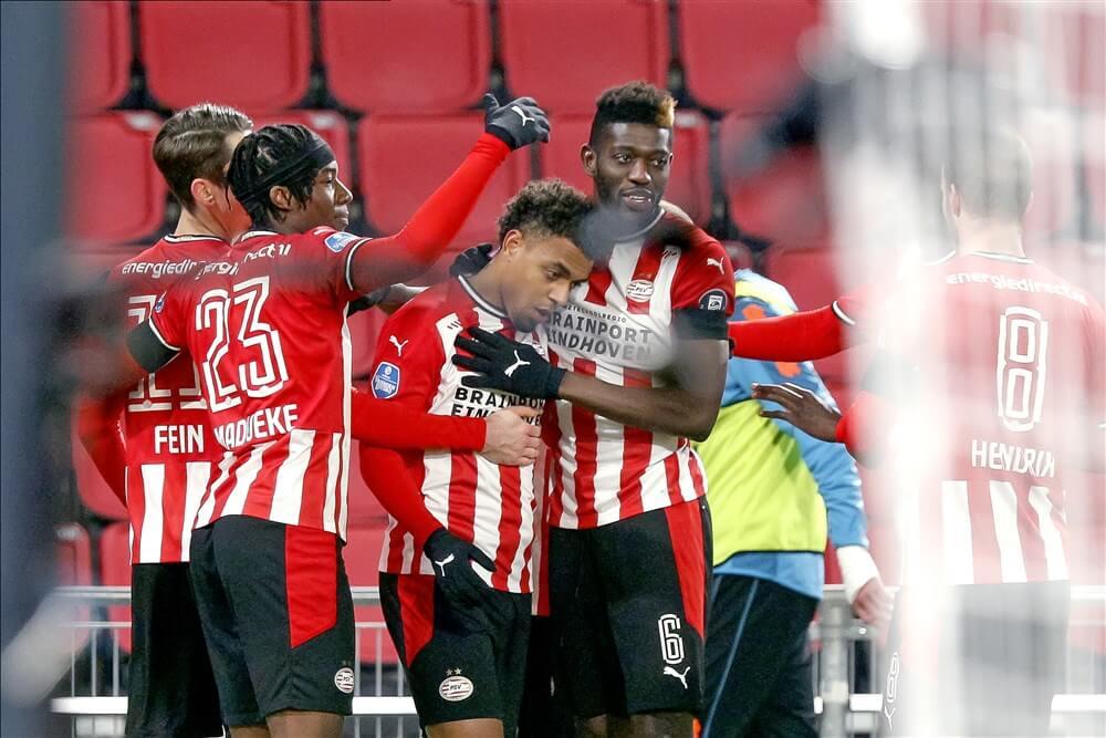 PSV ontsnapt aan puntverlies na uitermate zwak duel tegen Sparta; image source: Pro Shots