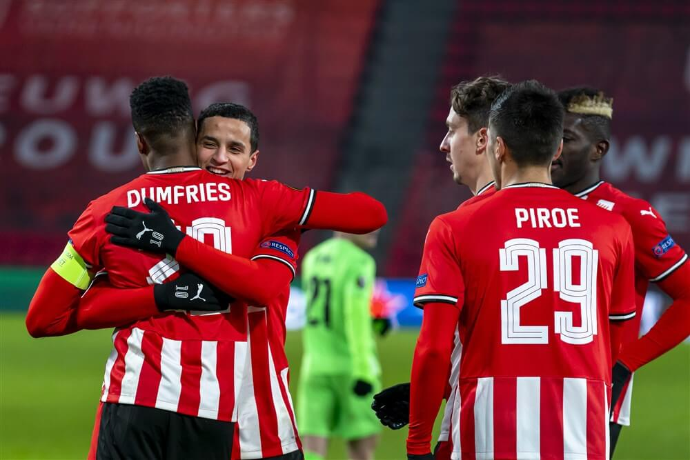 PSV kent geen enkel probleem met Omonia en sluit groepsfase af met zege; image source: Pro Shots