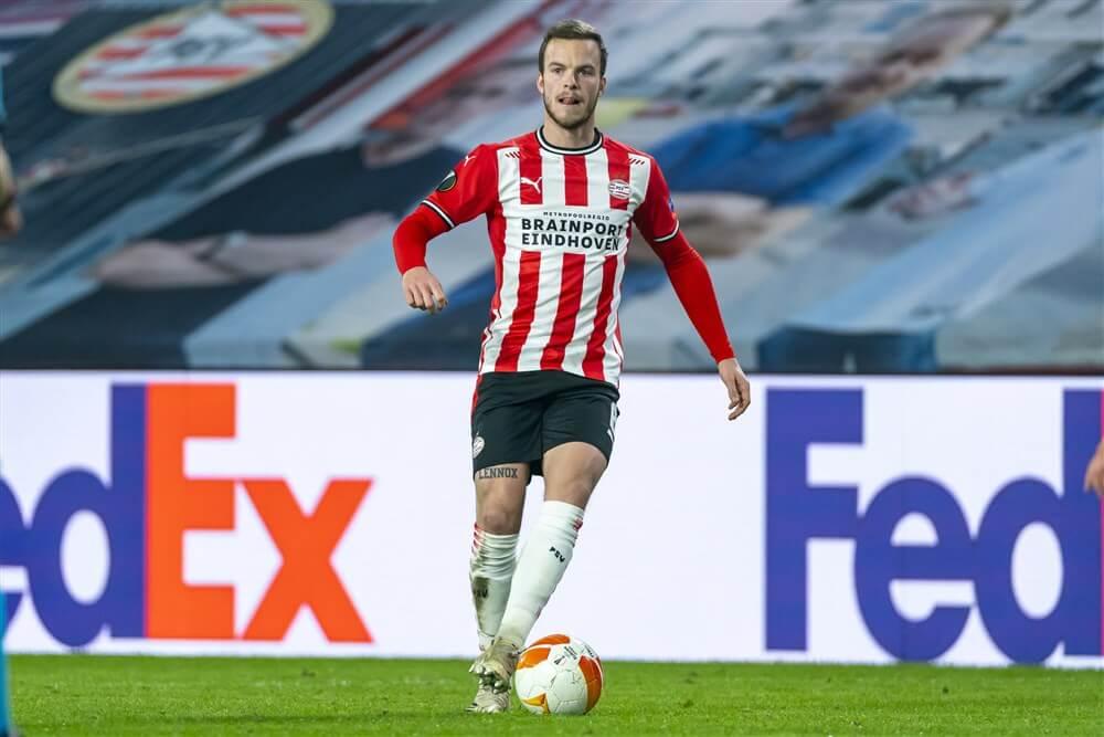 """""""Spartak Moskou wil transfer Jorrit Hendrix deze week afronden, PSV krijgt 700.000""""; image source: Pro Shots"""