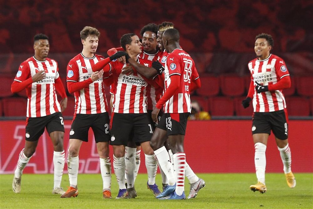 PSV ontsnapt tegen FC Utrecht na wederom dramatische tweede helft; image source: Pro Shots