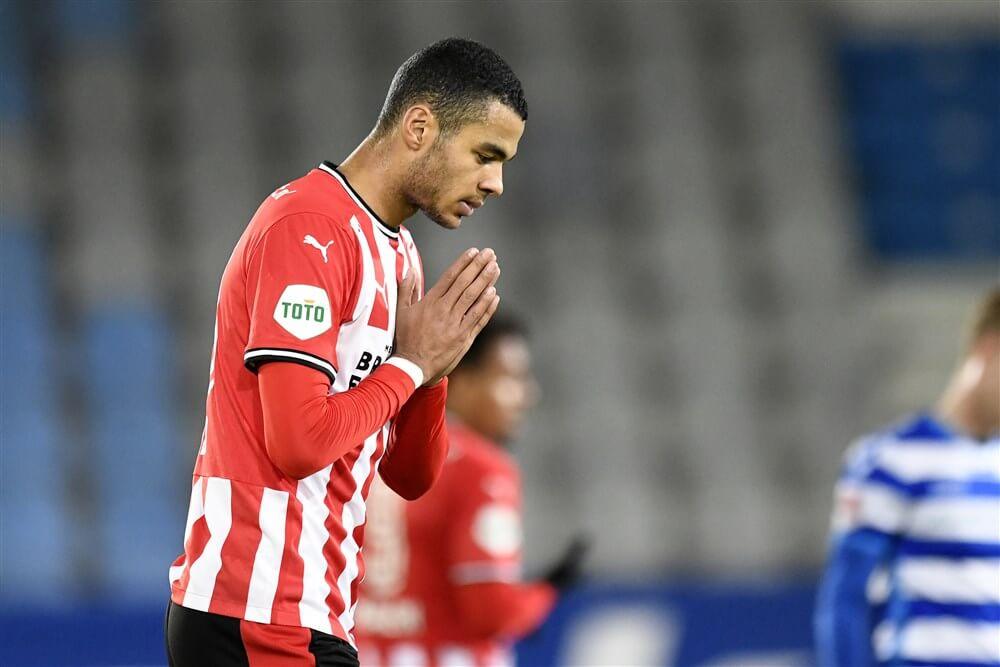 PSV en TOTO hebben partnership opgewaardeerd; image source: Pro Shots