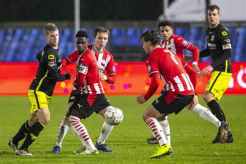 Jong PSV begint met nederlaag aan tweede seizoenshelft; image source: Pro Shots