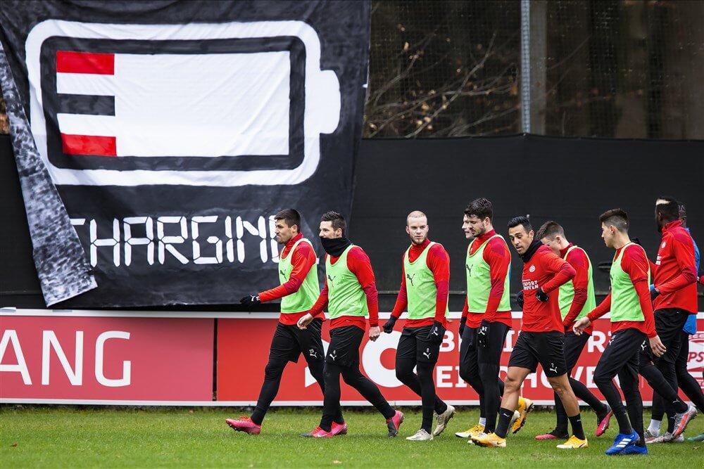 """""""Voorbereiding PSV begint op vrijdag 25 juni""""; image source: Pro Shots"""