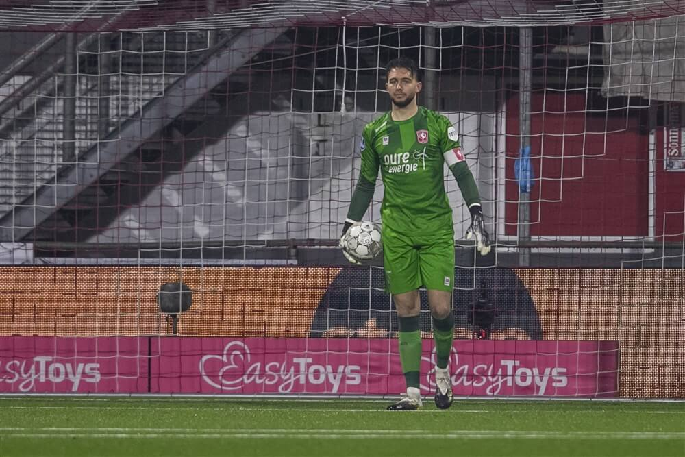 """PSV en FC Twente willen transfer Joël Drommel snel afronden""; image source: Pro Shots"