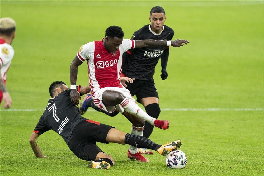 PSV gelijk in Amsterdam ondanks vroege en ruime voorsprong; image source: Pro Shots