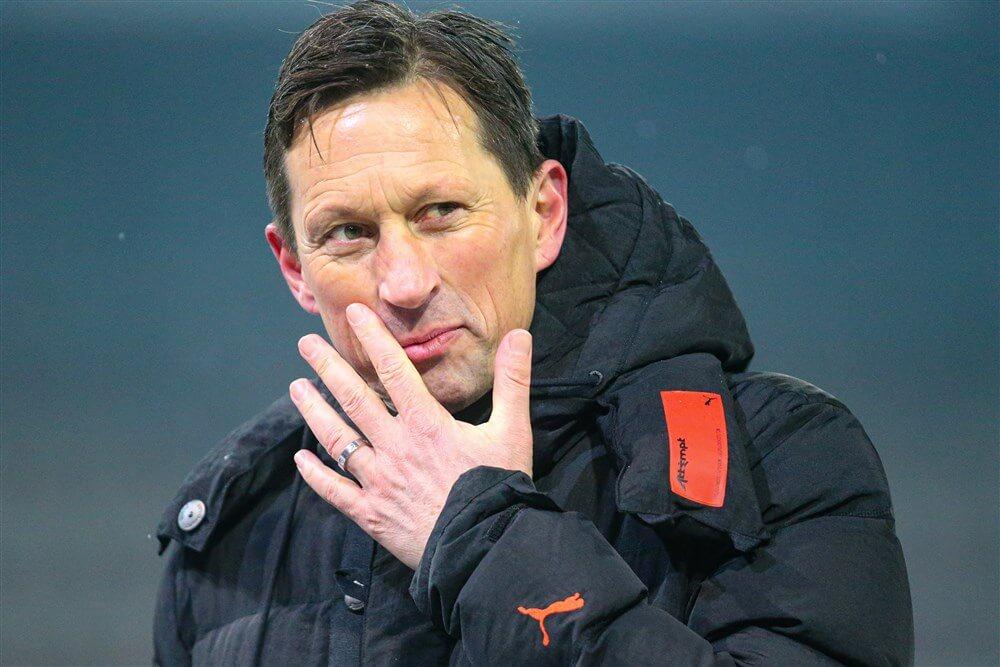 """[Update] """"Aanklager KNVB start vooronderzoek naar Roger Schmidt""""; image source: Pro Shots"""