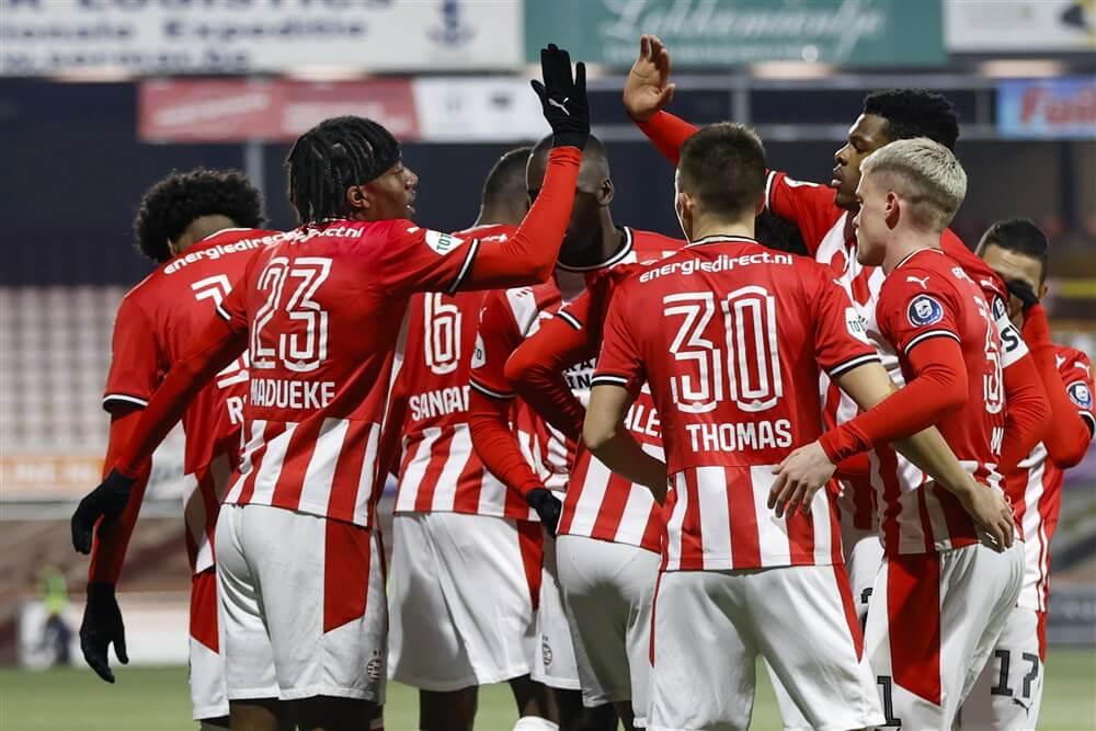 PSV ondanks gênante eerste helft naar kwartfinale TOTO KNVB Beker; image source: Pro Shots
