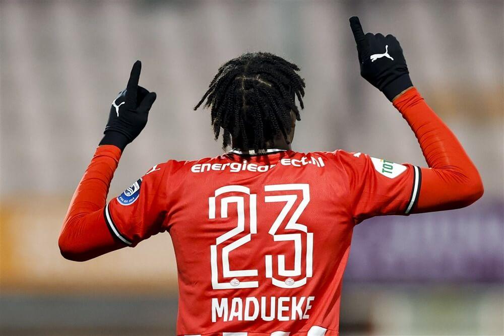 """Noni Madueke: """"Een speler met ambities wil altijd meer spelen""""; image source: Pro Shots"""