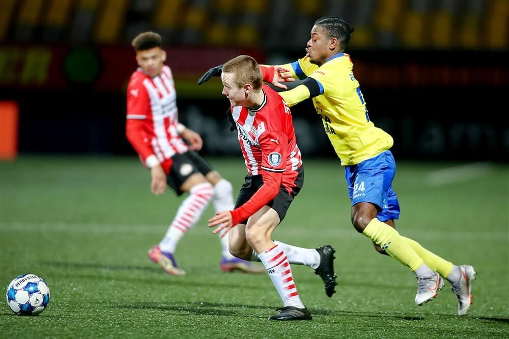 Jong PSV hard onderuit in Leeuwarden; image source: Pro Shots