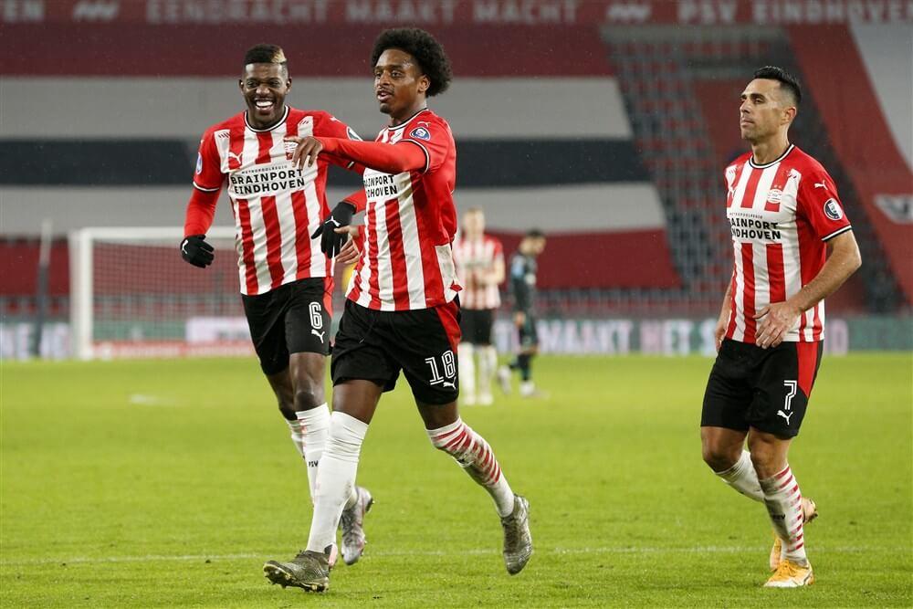 PSV overtuigt niet, maar wint wel van RKC; image source: Pro Shots