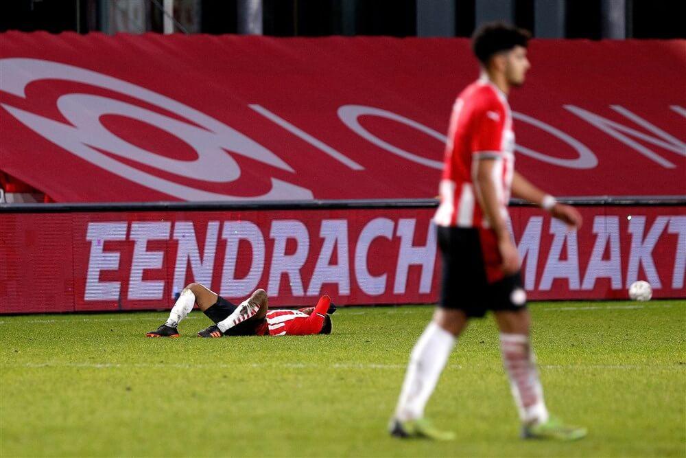 Jong PSV in eigen huis onderuit tegen Jong Ajax; image source: Pro Shots