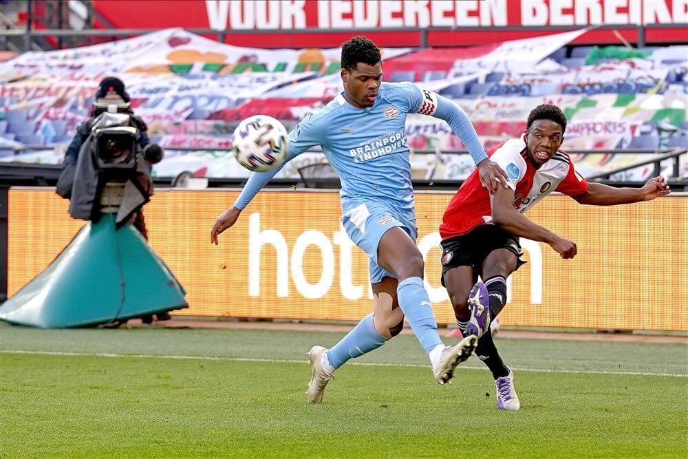 PSV na werkelijk schandalige eerste helft onderuit in Rotterdam; image source: Pro Shots