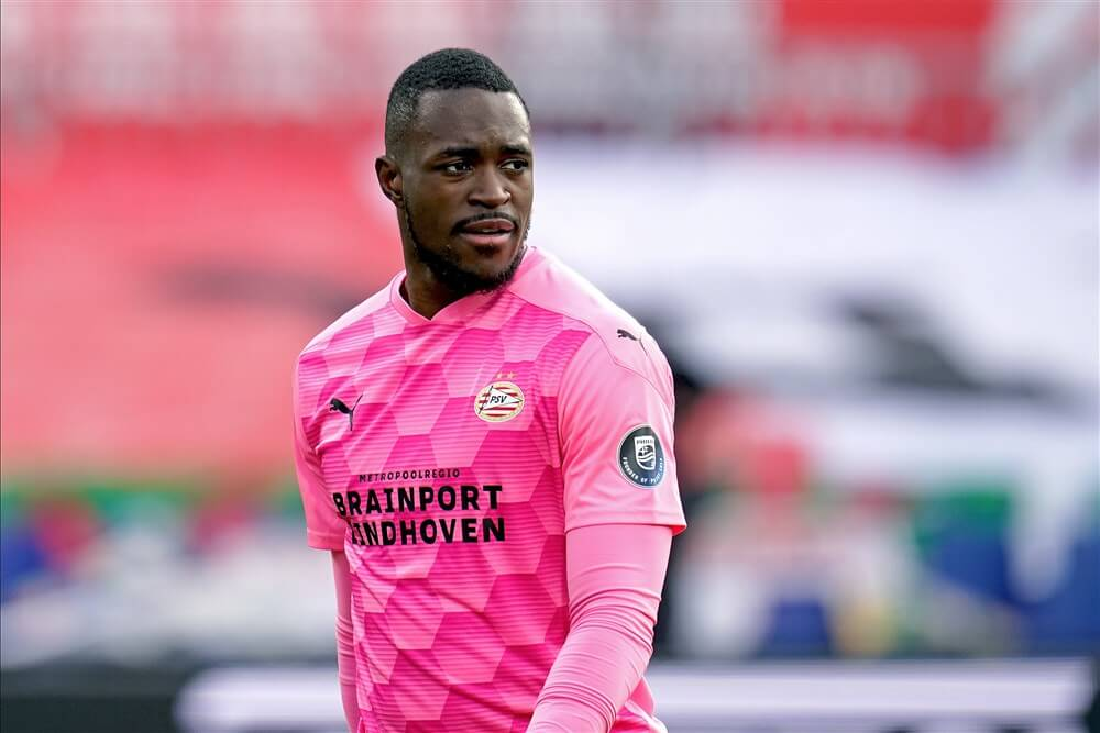 """RB Leipzig haalt komende zomer Yvon Mvogo al terug""; image source: Pro Shots"
