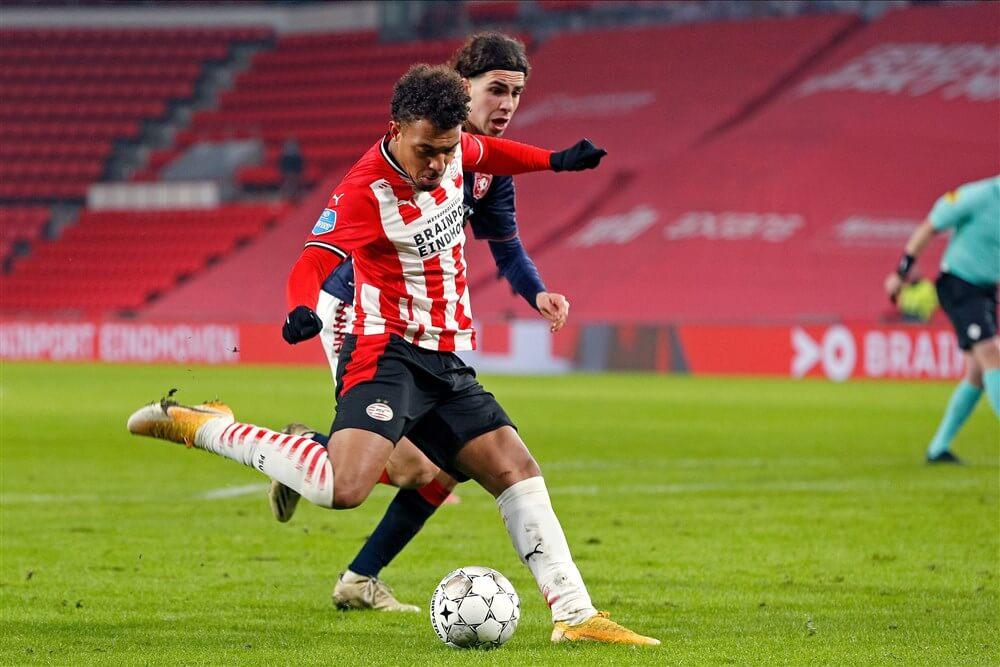 """PSV en Borussia Dortmund nagenoeg akkoord over transfersom Donyell Malen""; image source: Pro Shots"