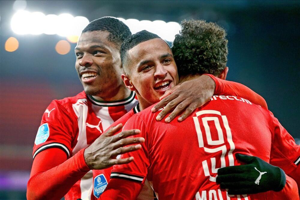 Uitstekend PSV wint probleemloos van FC Twente; image source: Pro Shots