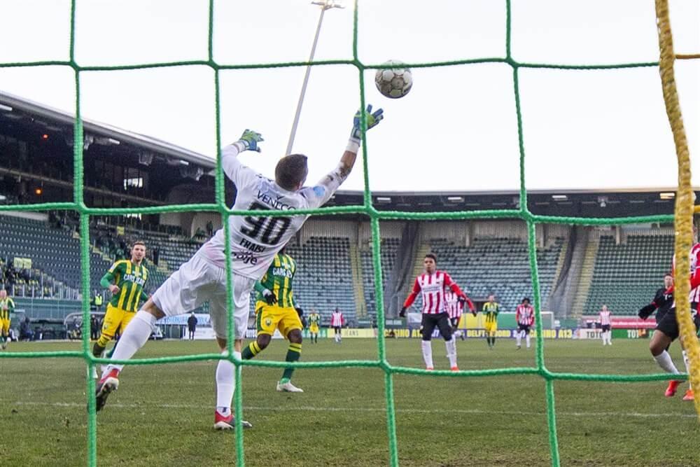 """""""PSV toont belangstelling voor ADO-keeper Martin Fraisl""""; image source: Pro Shots"""