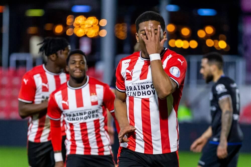 Jong PSV wederom te sterk voor FC Den Bosch; image source: Pro Shots