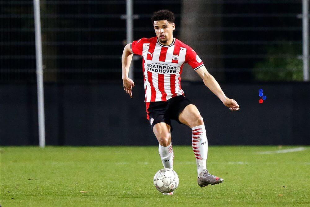 Jong PSV in blessuretijd gelijk tegen Helmond Sport, Armando Obispo maakt rentree; image source: Pro Shots