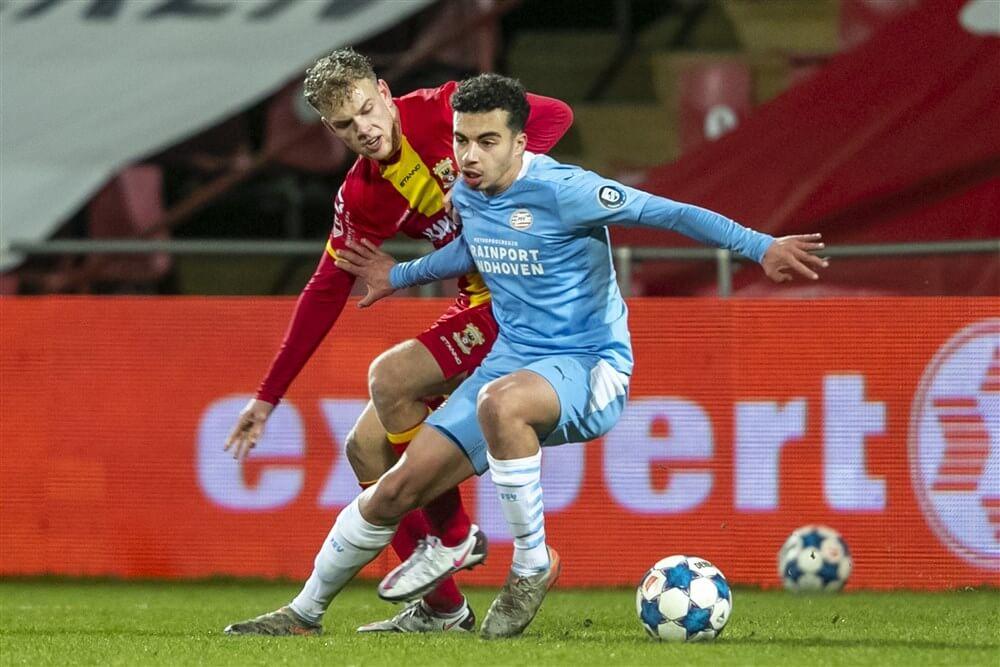 Nipte nederlaag voor Jong PSV in Deventer; image source: Pro Shots