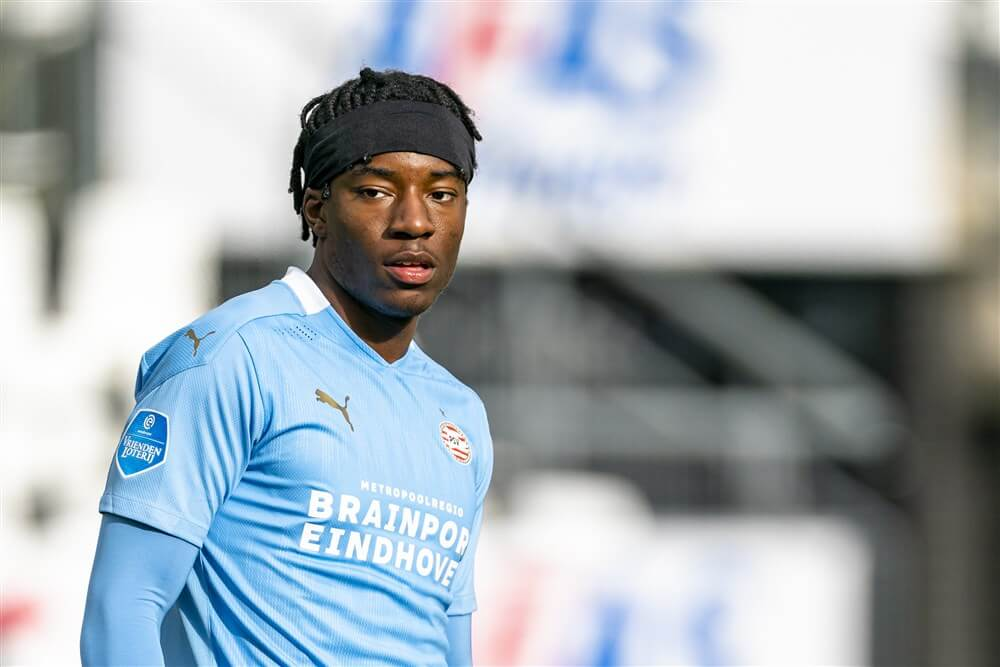 """Europese top geïnteresseerd in Noni Madueke, Leicester City heeft concrete belangstelling""; image source: Pro Shots"