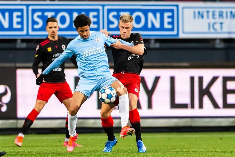 Doelpuntloos gelijkspel voor Jong PSV op bezoek bij Excelsior; image source: Pro Shots