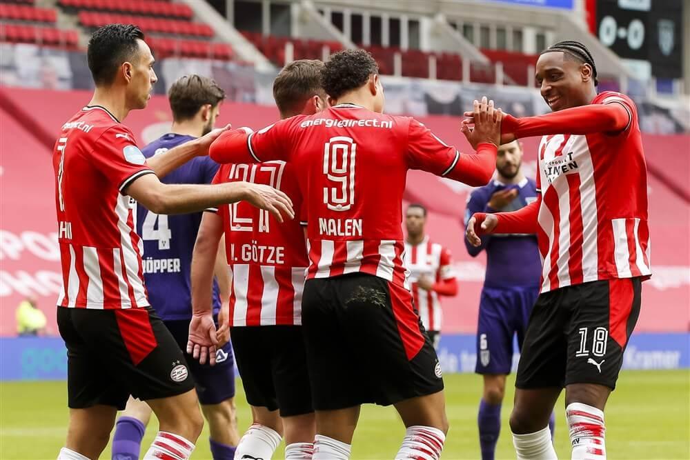 PSV kent geen enkel probleem met Heracles en wint eenvoudig; image source: Pro Shots