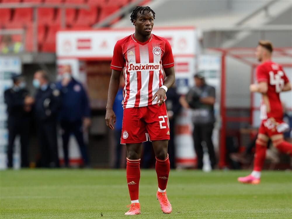 """""""Olympiakos twijfelt over koopoptie Bruma""""; image source: Pro Shots"""