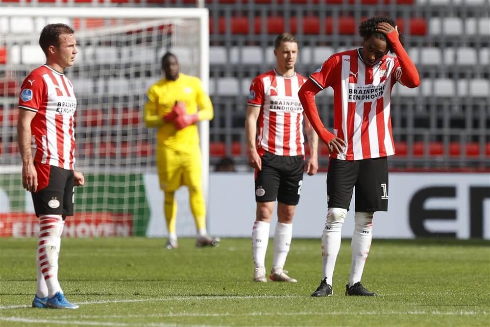 Zwak PSV speelt wederom gelijk tegen Heerenveen; image source: Pro Shots