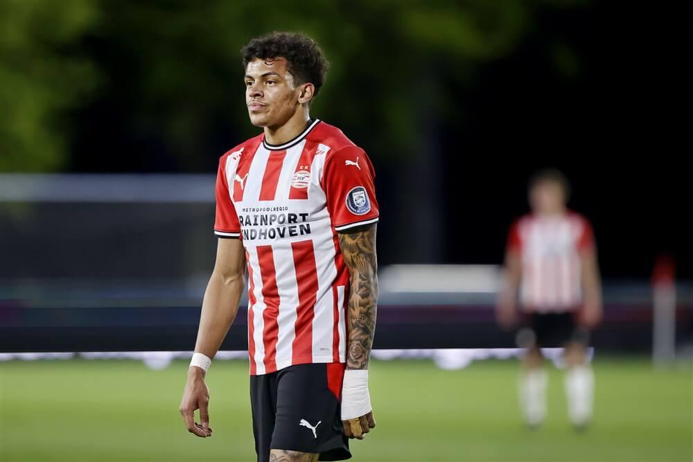 Jong PSV in eigen huis onderuit tegen Volendam; image source: Pro Shots