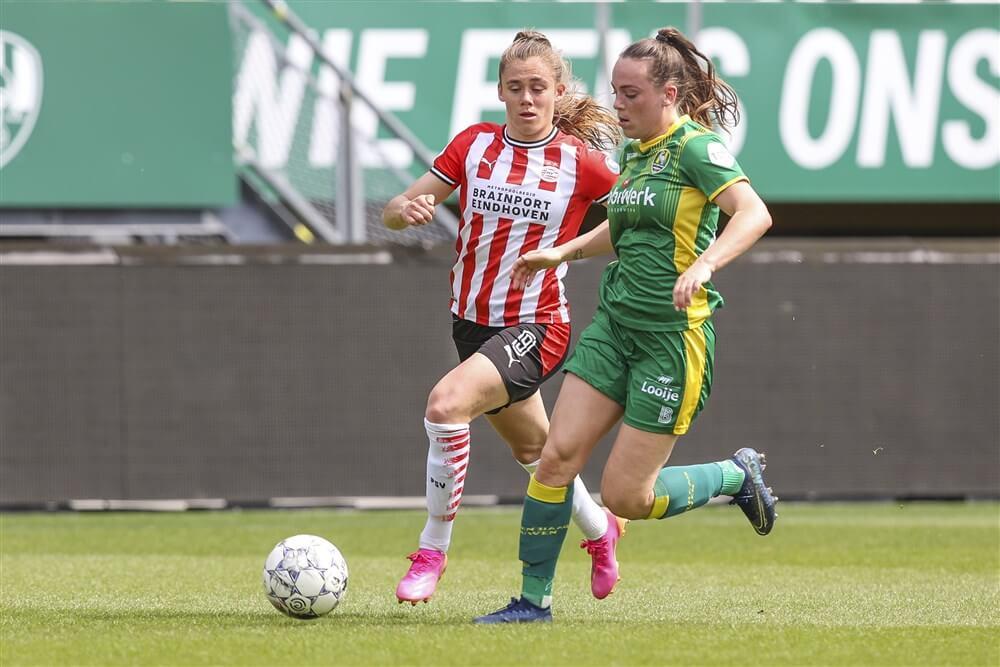 Competitieopzet Pure Energie Eredivisie Vrouwen wijzigt vanaf komend seizoen; image source: Pro Shots
